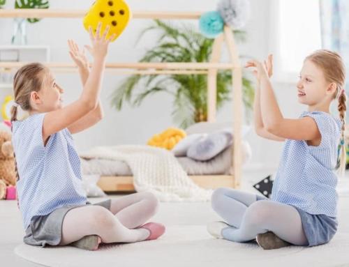 De leukste spellen met dobbelsteen met kinderen