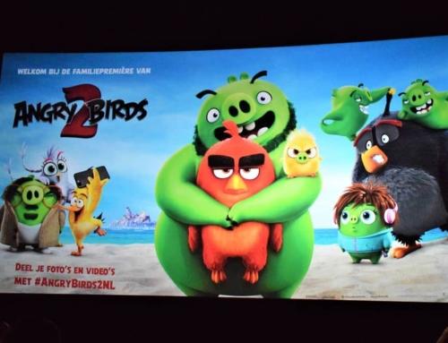 Recensie Angry Birds 2 & Verslag première