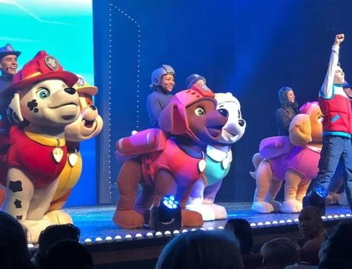 Betere Voorstelling Thomas de trein: Theater tour show 2018-2019 HU-11