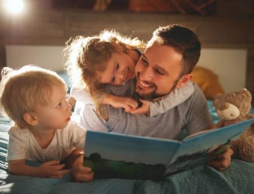 Prentenboeken voor kinderen
