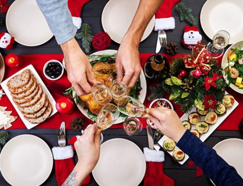 Kindvriendelijke kerstrecepten