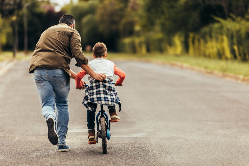 Tips: Voor als je kind bang is en niet wil leren fietsen - Mamaliefde.nl