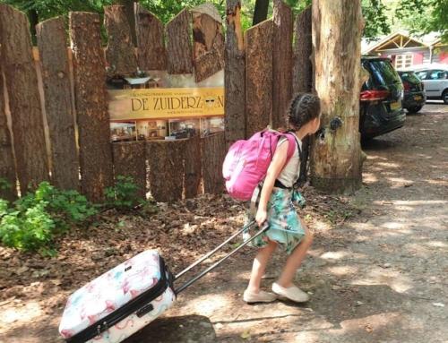 Vinea zomerkamp; vakantie kamp ervaringen met het Tina zomerkamp bos