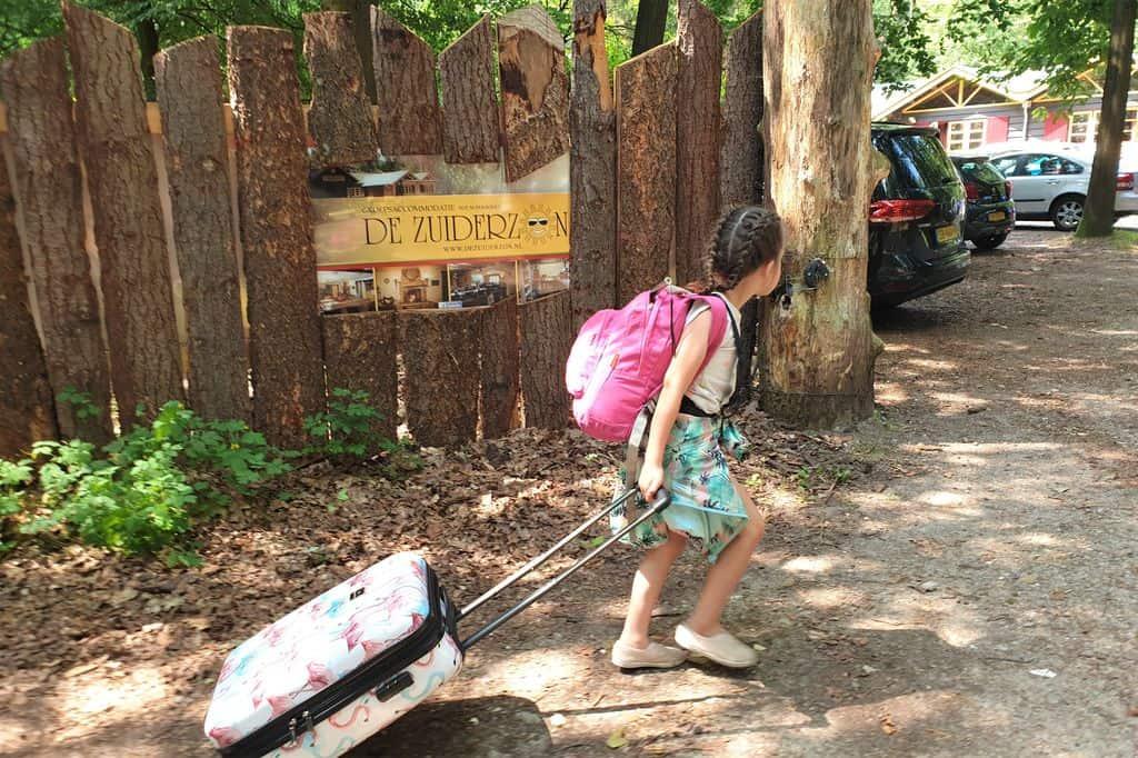 Vinea zomerkamp; Vakantie kamp ervaringen met het Tina zomer bos kamp - Mamaliefde.nl