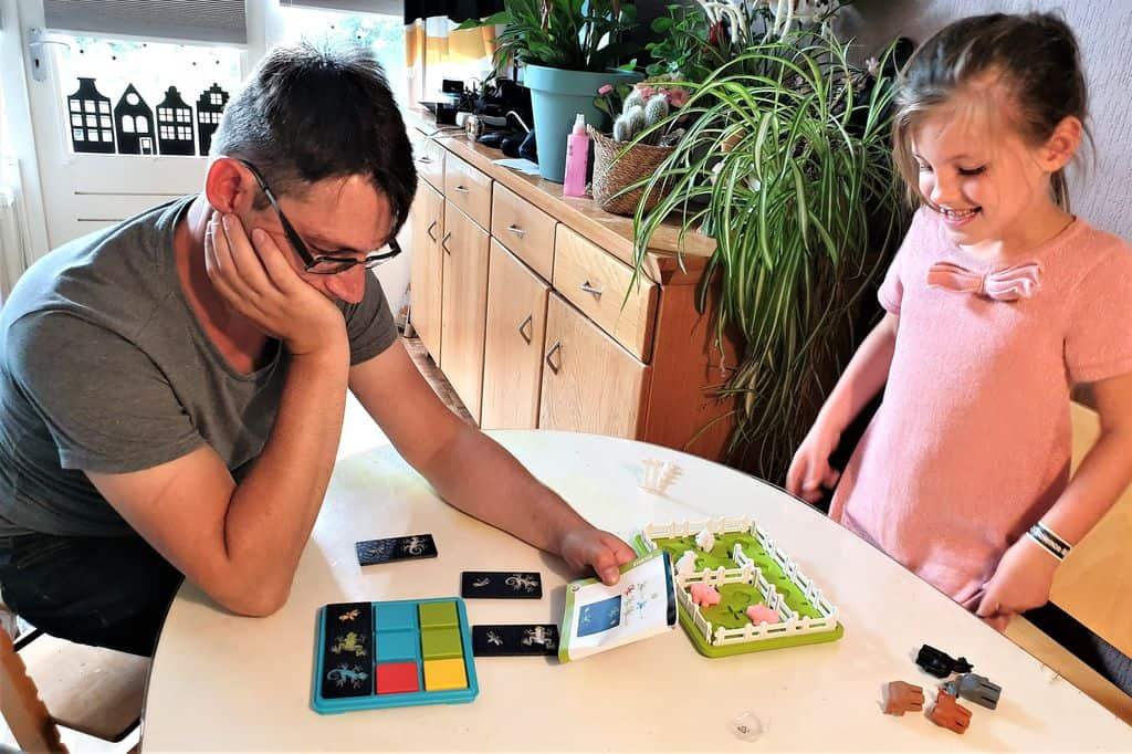 SmartGames; Smart Farmer & Colour Catch genomineerd Speelgoed van het Jaar - Mamaliefde.nl