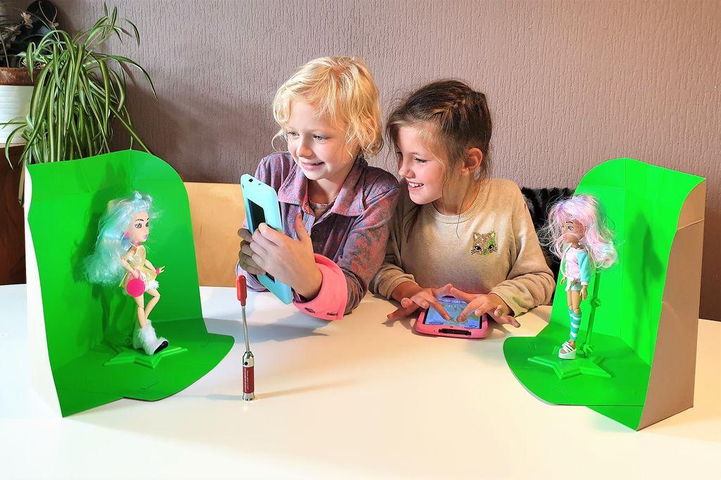 Review: #Snapstar; de fashion doll om kinderen voor te bereiden op de eerste stapjes op social media - Mamaliefde.nl