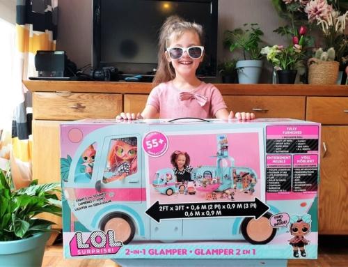 Review: L.O.L. glamper voor urenlang speelplezier