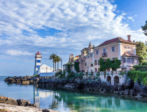Cascais: Paleizen, kliffen en stranden ten oosten van Lissabon