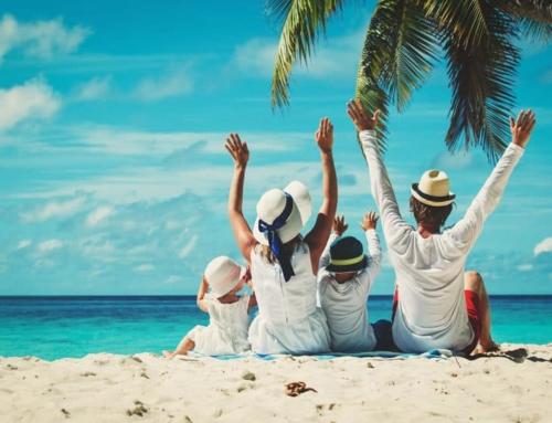 10 tips voor een perfecte vakantie met kinderen