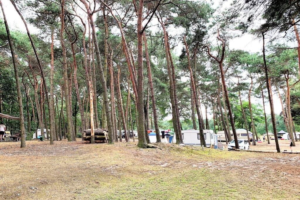 Camping Boekels Ven Brabant - Mamaliefde.nl
