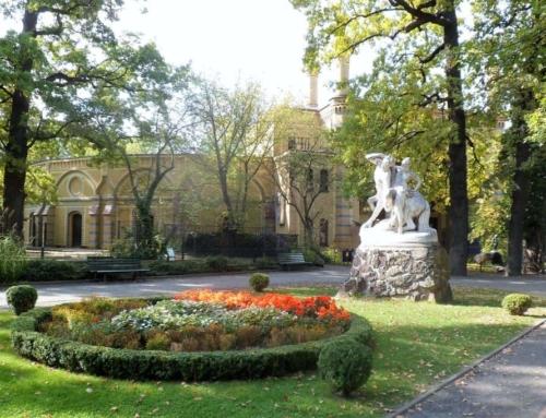 Dierentuin Berlijn; Aquarium & Zoologischer Garten Berlijn