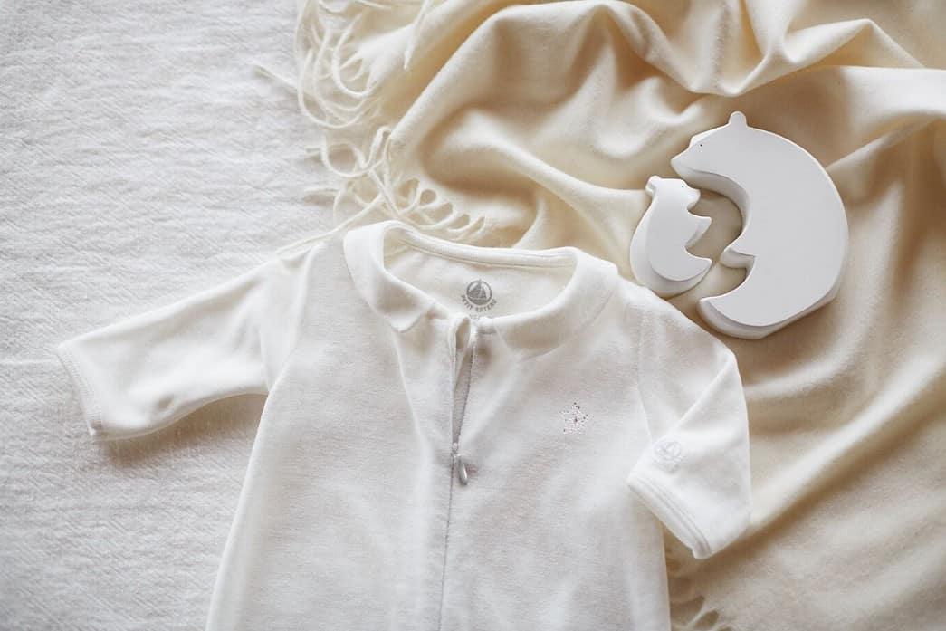 Petit Bateau baby / newborn collectie van biologisch katoen - Mamaliefde.nl