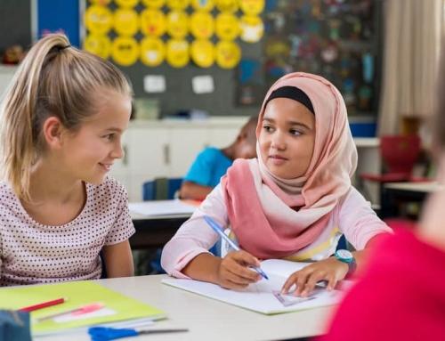 Wat als je kind islamitische vriendjes of vriendinnetjes heeft?