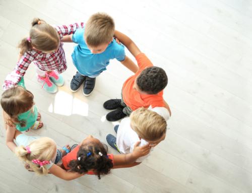Sociaal emotionele ontwikkeling bij kinderen van 0 tot 6 jaar