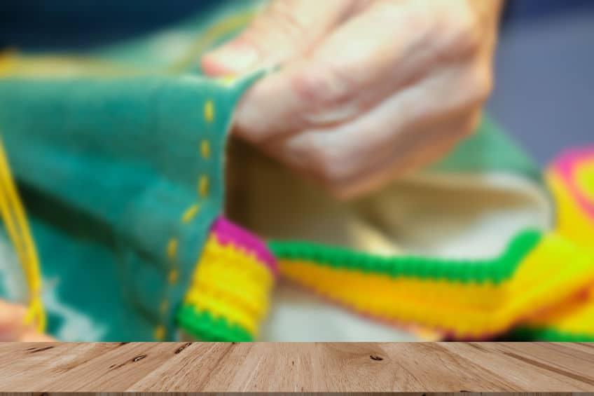 Zelf een tas maken; borduren, haken of naaien - Mamaliefde.nl