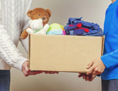 Speelgoed doneren of knuffels inleveren voor goed doel