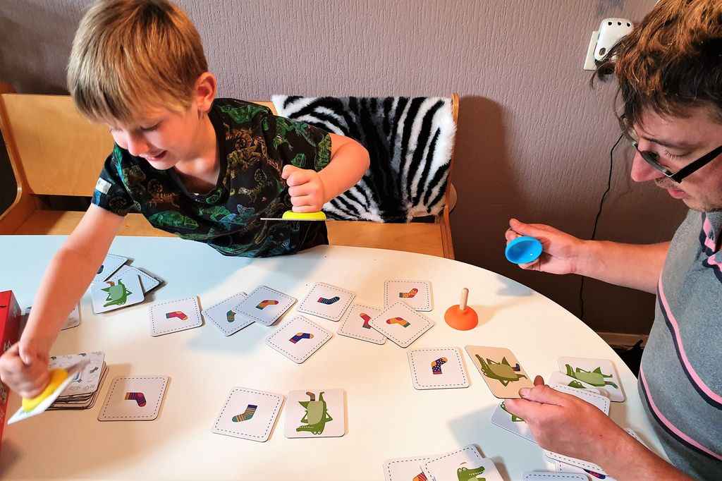 Review: Crocs' socks - BS Toys - mamaliefde.nl