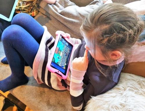 Waarom ieder kind een Kurio tablet zou moeten hebben ;-)