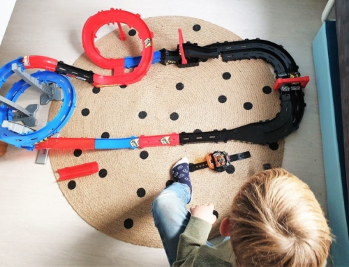 Review: Vtech Turbo Force Racers Super Racetrack Set