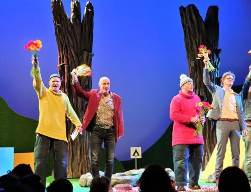 Recensie: Buurman & Buurman gaan kamperen in het theater