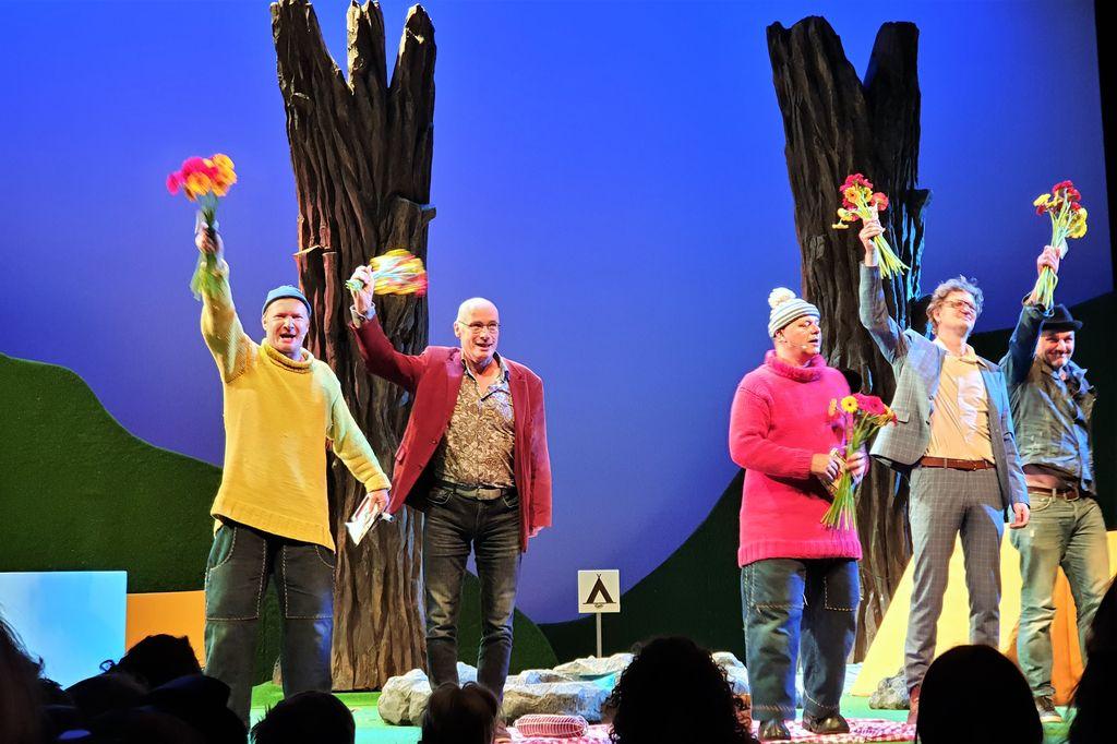 Recensie: Buurman & Buurman gaan kamperen in het theater- Mamaliefde.nl