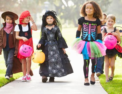 Zelf Halloween kostuums maken