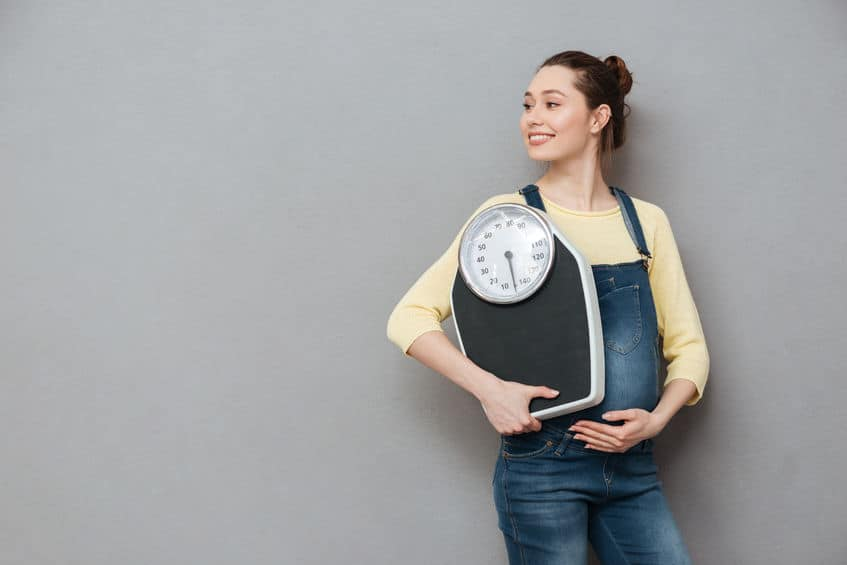 Gewichtstoename zwangerschap; veel of weinig aankomen of op gewicht blijven? - Mamaliefde.nl