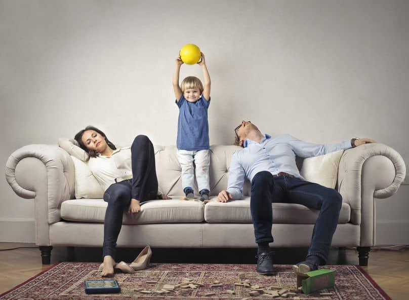 Mama is moe! - Door het uitgeputte moederschap, opvoeden, tropenjaren met baby, kind dat energie vreet of gewoon het weer - Mamaliefde.nl