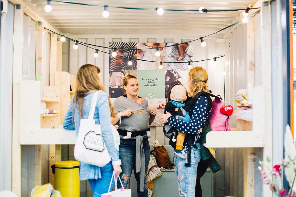 Ouders van Nu In de Wolken Festival EXPO Haarlemmermeer - Mamaliefde.nl