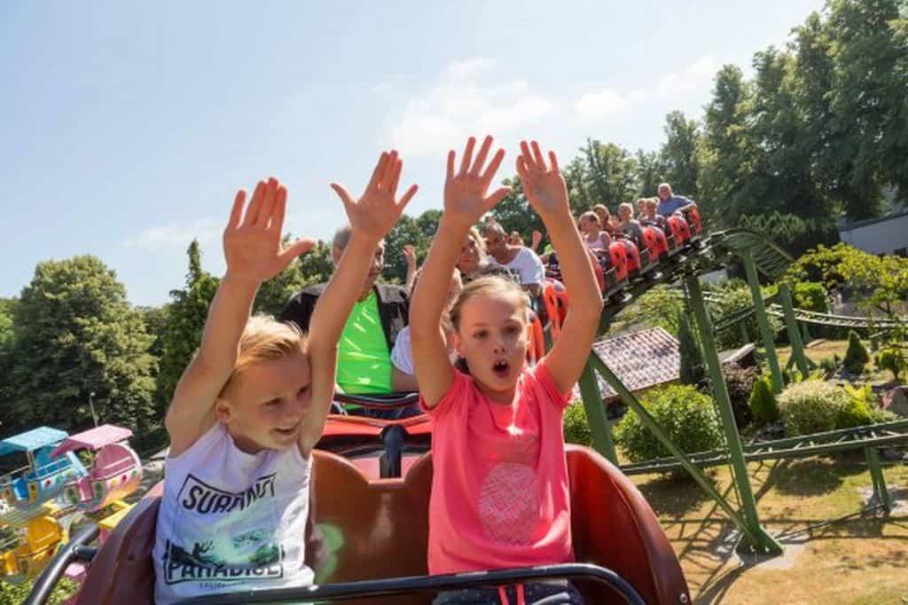 Amusementspark Tivoli; attracties en shows / evenementen - Mamaliefde.nl