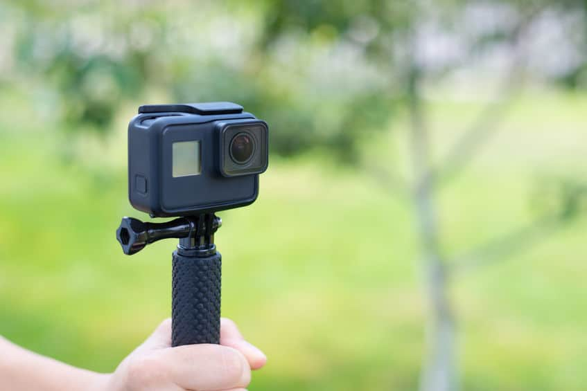 Action cam; gopro of 4k met diverse accessoires ook voor onderwater of apps en wifi - Mamaliefde.nl