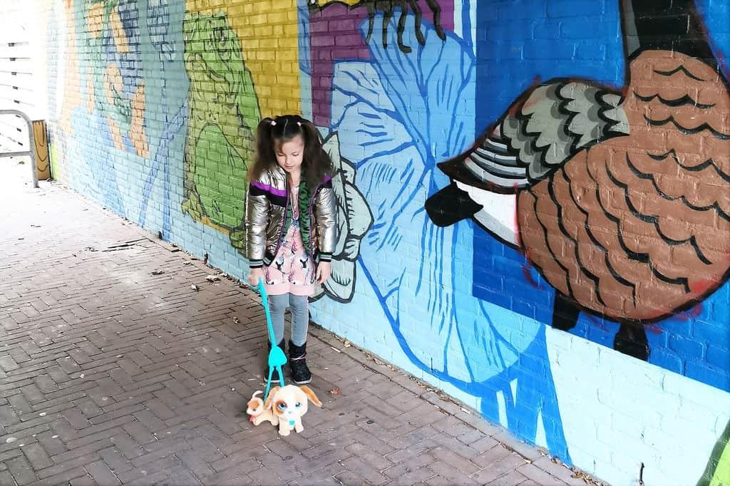 Furreal Walk-a-lots; kleine dieren van eenhoorn tot hond - Mamaliefde.nl