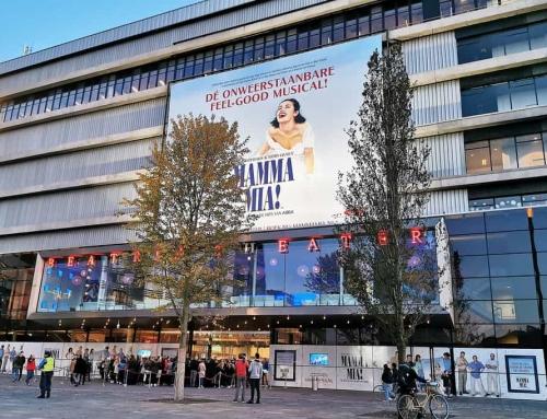 Mammia Mia; al 400 voorstellingen een feestje!