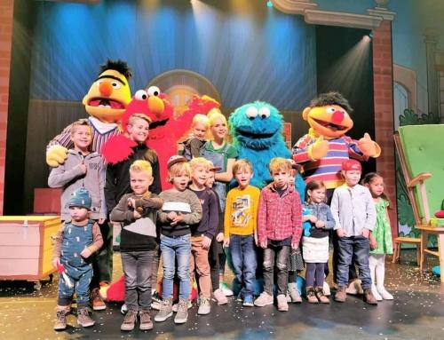 50 jaar Sesamstraat; Sesamstraat Live in het theater