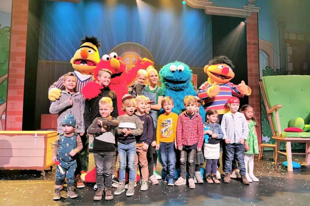 Sesamstraat 50 jaar Live in het theater - Mamaliefde.nl