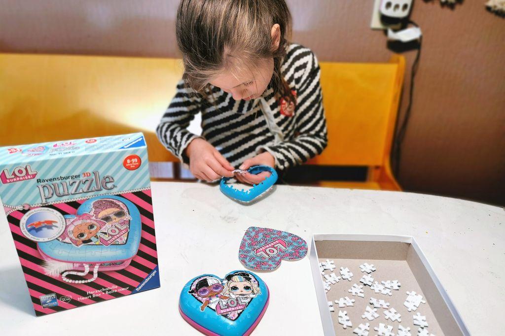 Review: LOL Surprise 3d puzzel sieradenbakje -Mamaliefde.nl
