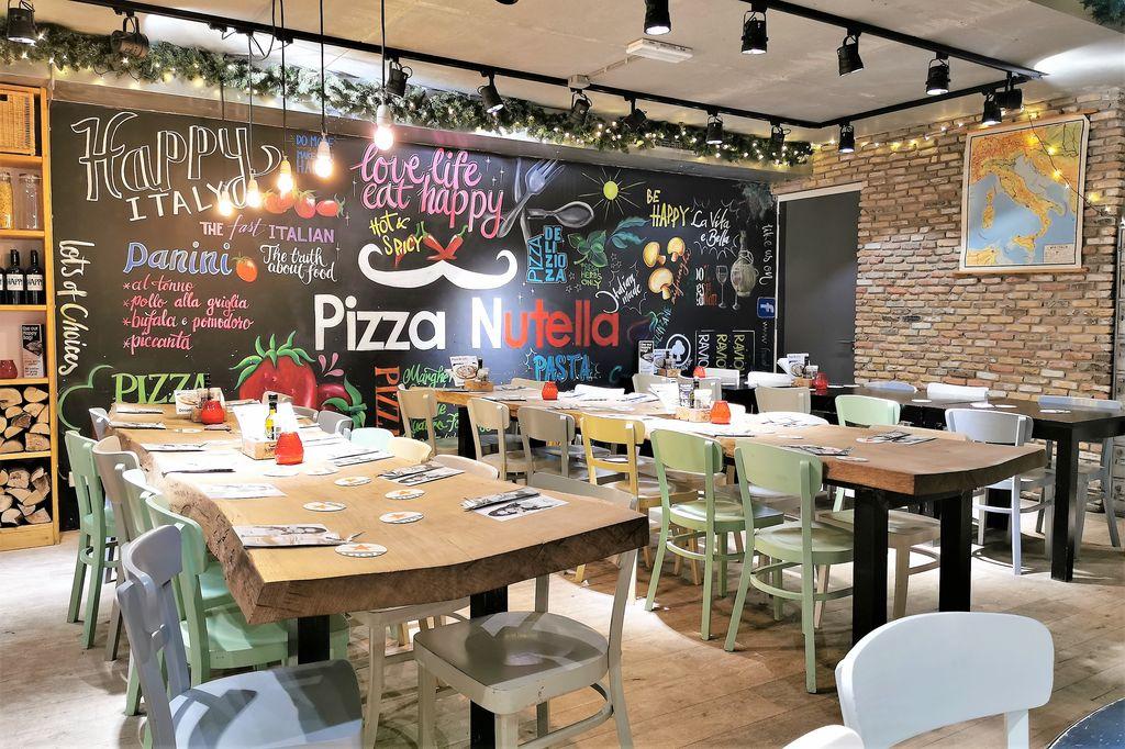Pizza bakken kinderfeestje; ervaringen bij Happy Italy - Mamaliefde.nl