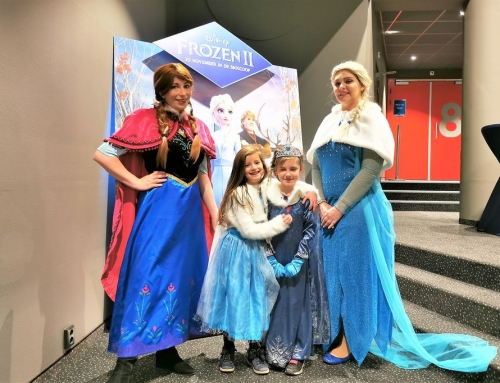 Frozen 2 kids weekend Kinepolis