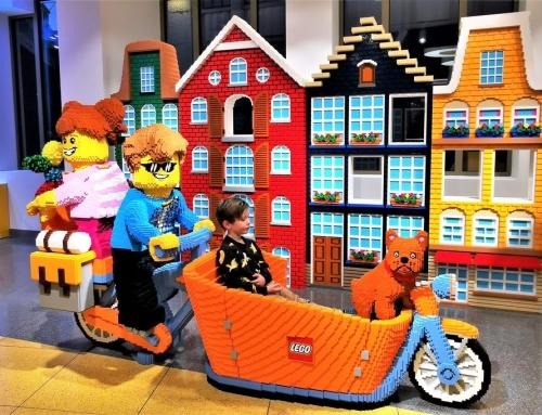 LEGO uitjes Nederland; overzicht van parken, beurzen en winkels