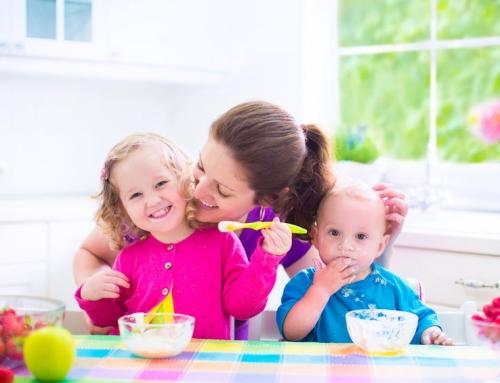 Tussendoortjes voor baby's en dreumessen