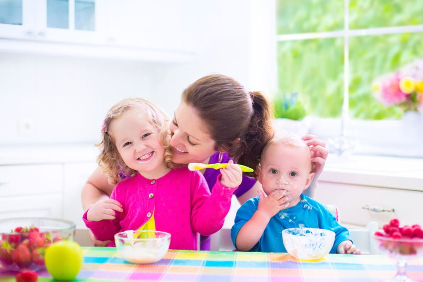 Tussendoortjes & Snacks voor baby's en dreumessen- Mamaliefde.nl