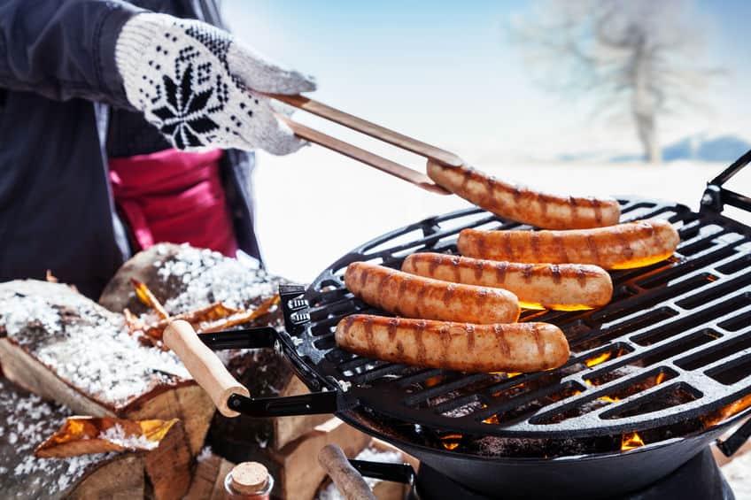 Winter BBQ; Recepten van vlees tot bijgerechten, groenten en dessert. Ook origineel idee voor Oud en Nieuw of Kerst. - Mamaliefde.nl