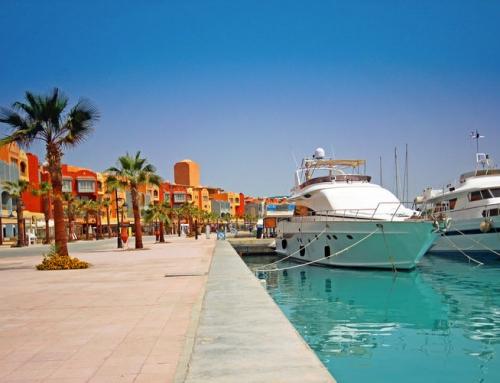 Strandvakantie Hurghada Egypte met kinderen