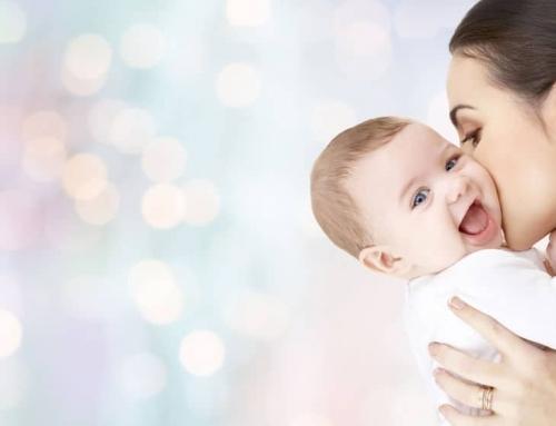 Kun je een baby verwennen?