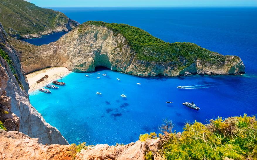 De mooiste stranden van Europa met onder andere Italië, Frankrijk, Griekenland maar ook IJsland, Engeland en Schotland. - Mamaliefde.nl