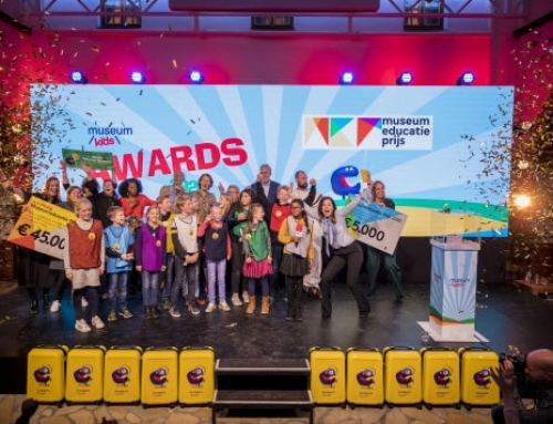 Winnaars Museumkids Awards 2020; NEMO Science Museum kindvriendelijkste museum van Nederland!