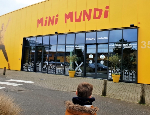 Mini Mundi in Middelburg; veel meer dan een binnenspeeltuin met attracties en miniatuurpark