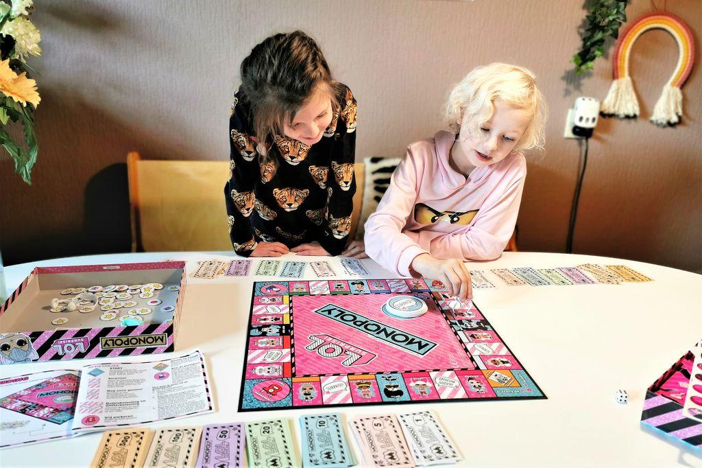 Review: LOL Surprise! monopoly - Mamaliefde.nl