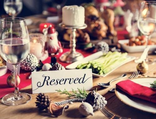 Uit eten met kerst 2020; kerstdiner of brunch in restaurant met kinderen