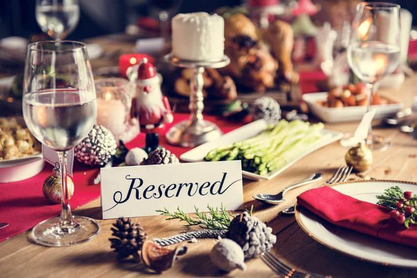 Uit eten met kerst 2020; kerstdiner of brunch in restaurant met kinderen - Mamaliefde.nl